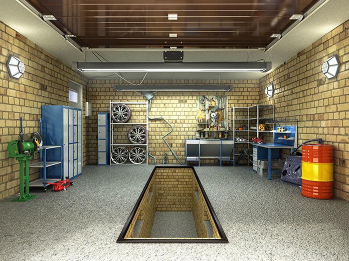 Jak funkcjonalnie zagospodarować powierzchnię garażu?