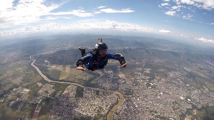 Wszystko co skokach spadochronowych trzeba wiedzieć