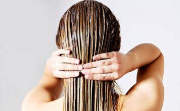 Prosta maseczka regenerująca włosy peruki